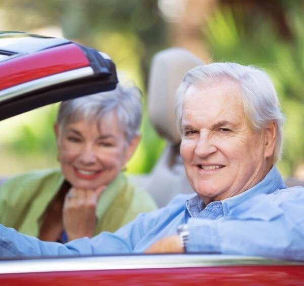 Senior Citizens and Still Driving…!