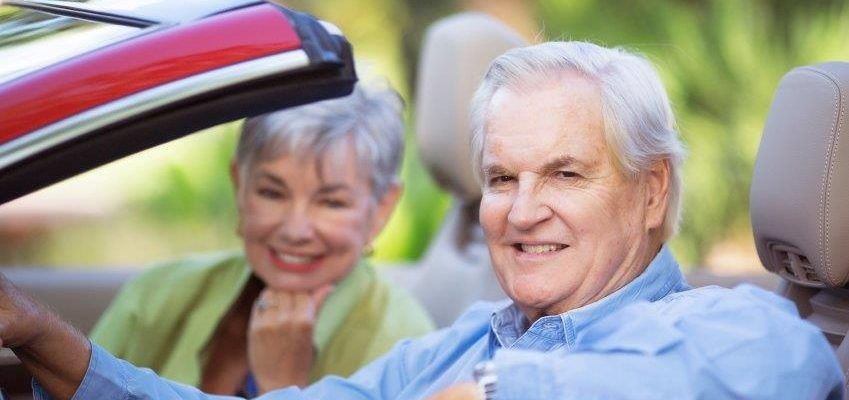 Senior Citizens and Still Driving…!