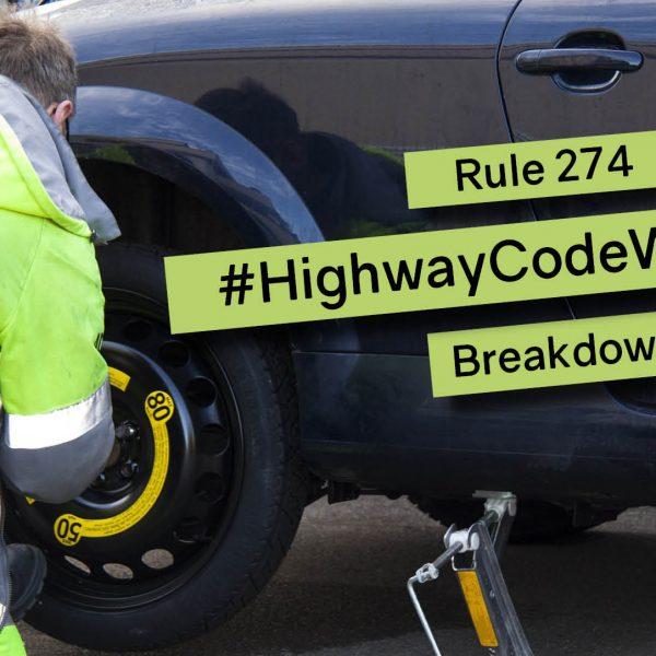 Rule 274 – Breakdowns