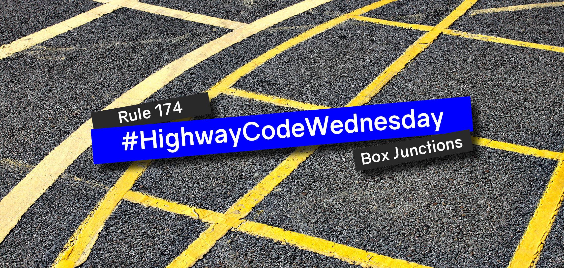 Rule 174 – Box Junctions