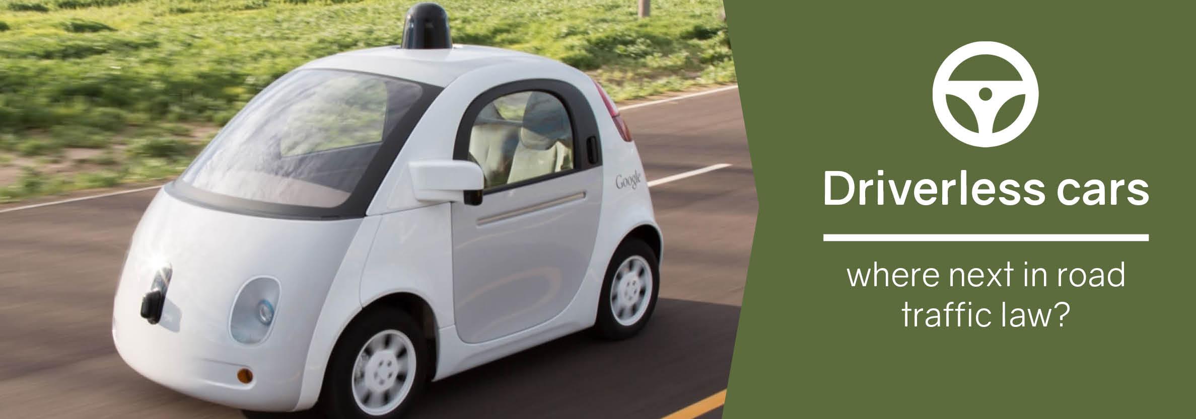 Driverless Cars Newnham Amp Jordan Solicitors