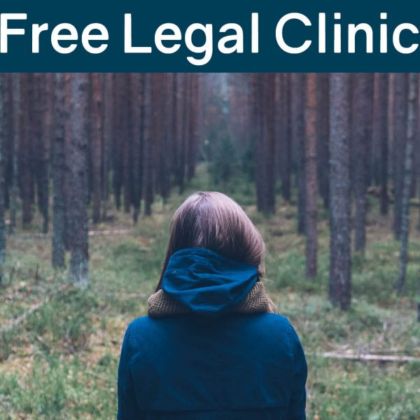 Free Legal Clinic 12th May 2016