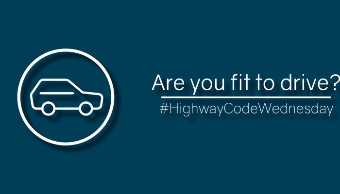 Are you fit to drive?
