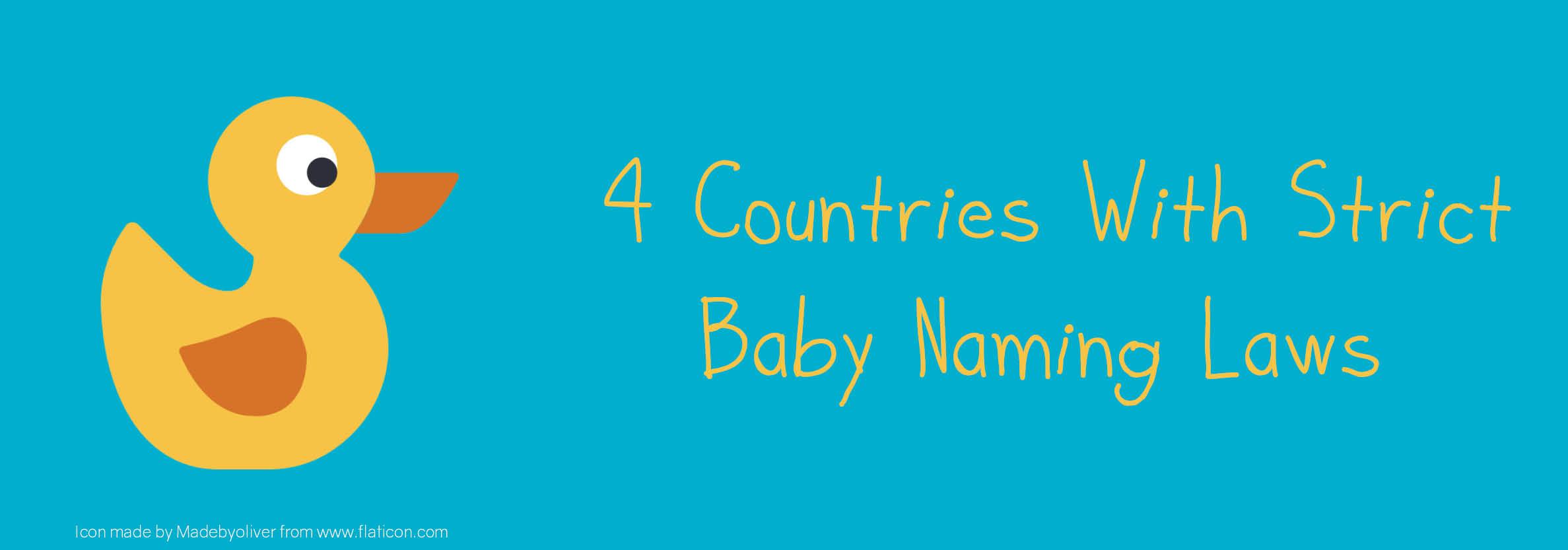 Naming Laws