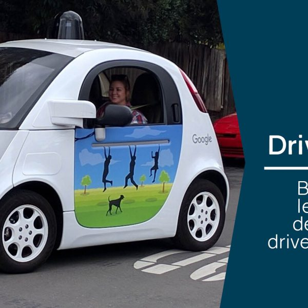 Leading the way in development of driverless technology
