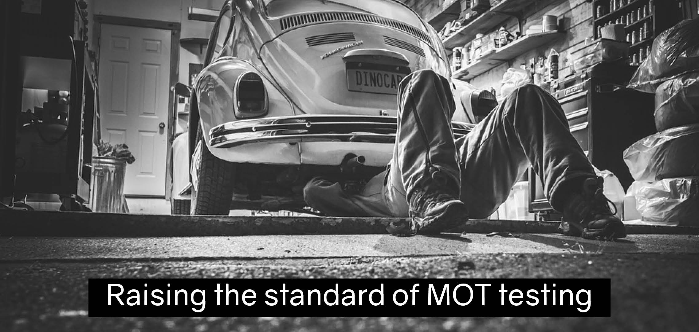 Raising the standard of MOT testing