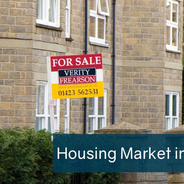 Housing Market in High Supply