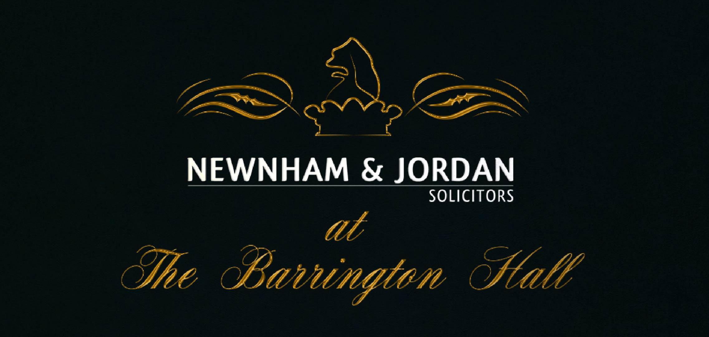 Newnham & Jordan Solicitors at The Barrington Hall