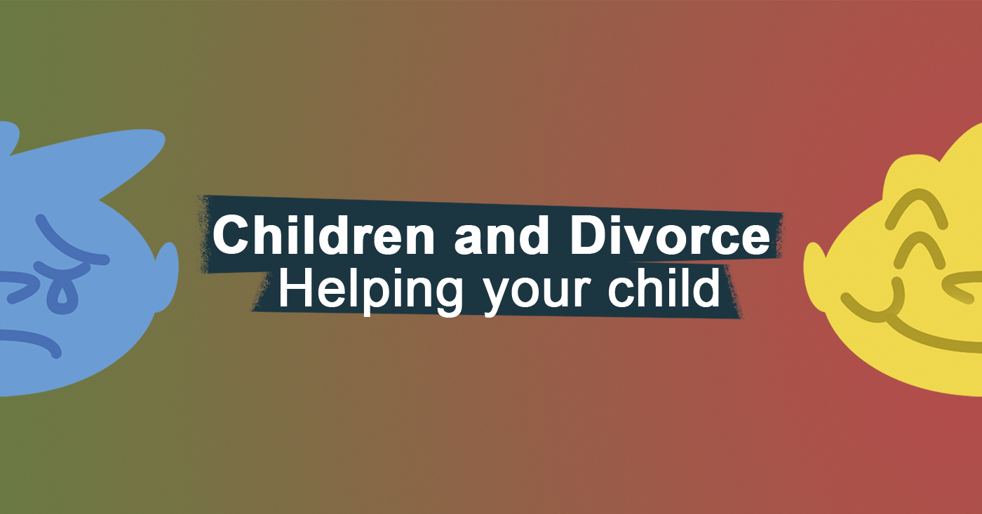 helping children endure divorce Instinct that sends you swooping in to help your divorced child  her the  confidence and strength she needed to endure divorce court, said.