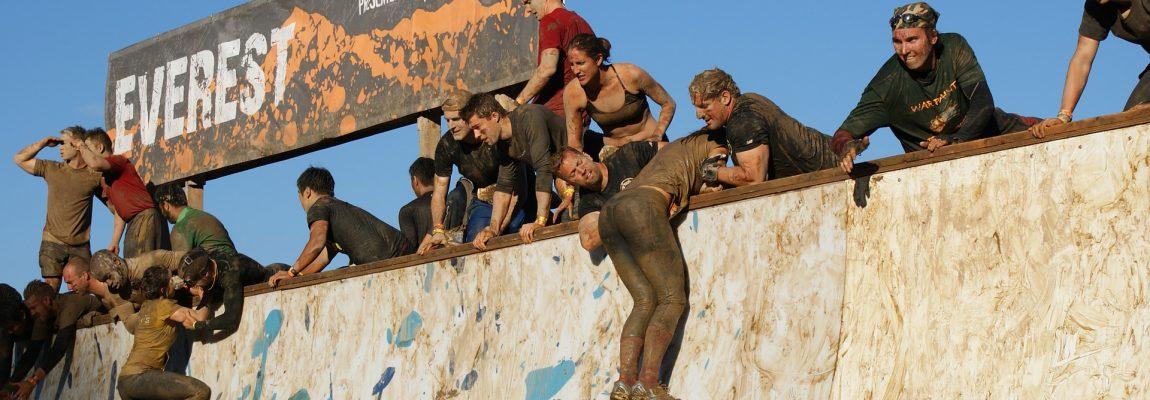Newnham & Jordan Solicitors at Tough Mudder