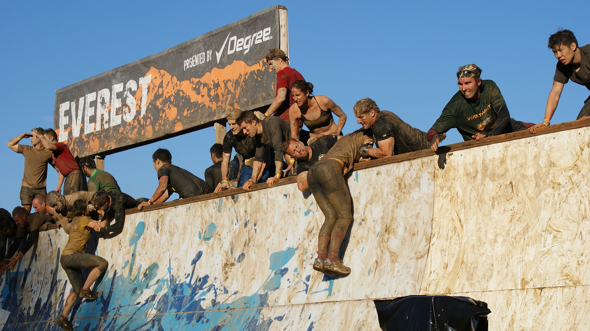Newnham & Jordan Solicitors at Tough Mudder