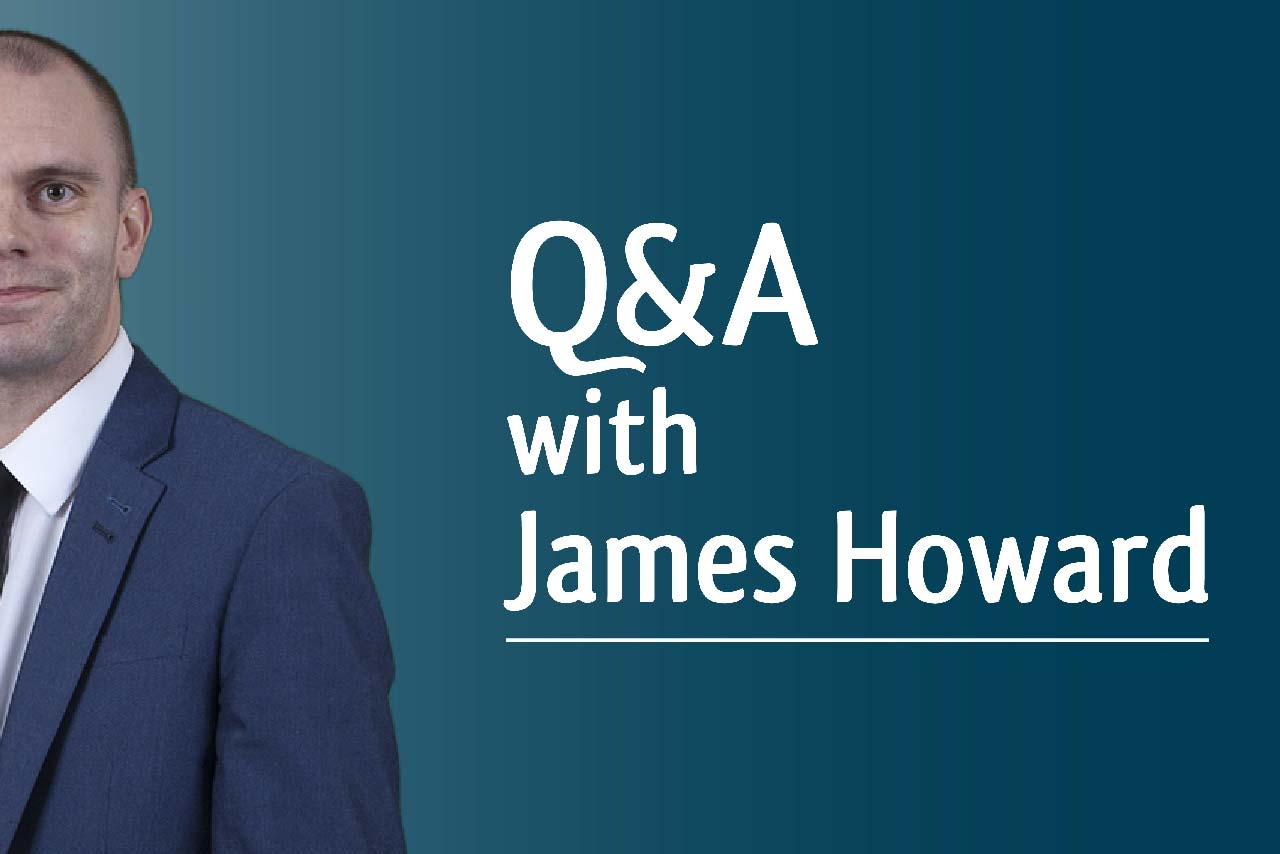 Q&A With James Howard