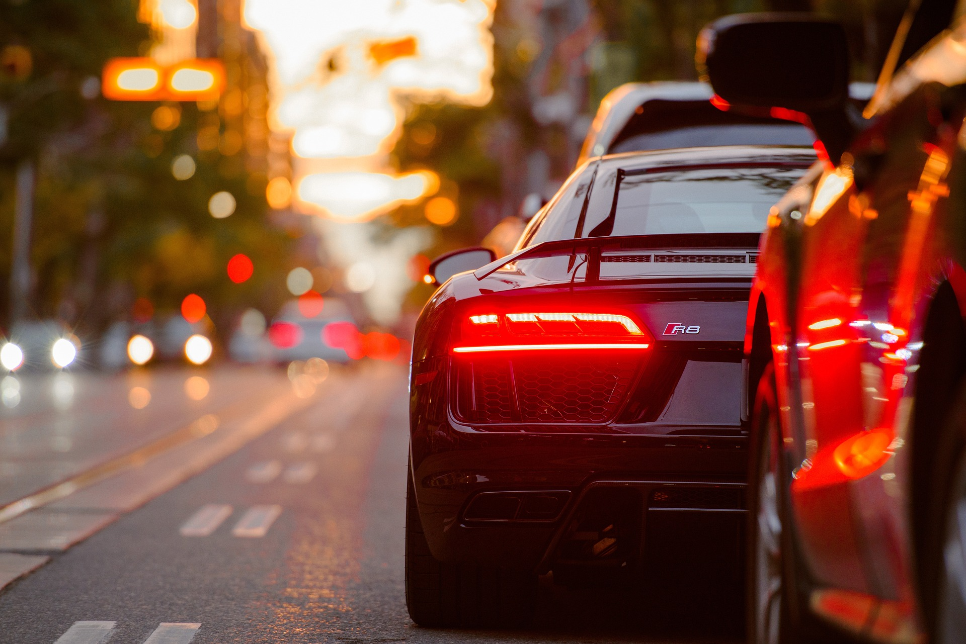 What should I do if I'm involved in a Road Traffic Accident?