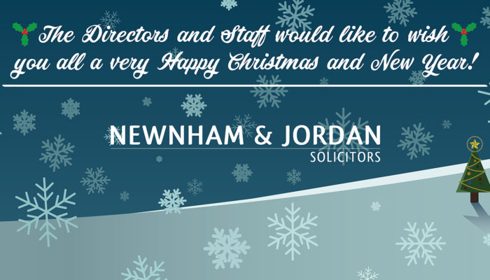 Happy Christmas & New Year!